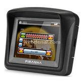 "Piranha 8698720982397 3,5""diablo Fm Transmitter'lı I-go™ 8 - Outlet"