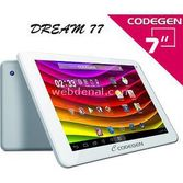 "Codegen Dream 77w Arm Cortex A9 Rk3168 1 Gb 8 Gb 7"" Android 4.2"