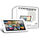 "Codegen Dream 101p Arm Cortex A9 Rk3168 1 Gb 16 Gb 10.1"" Android 4.2"