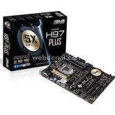 Asus H97m-plus  Intel H97 Lga 1150 Socket