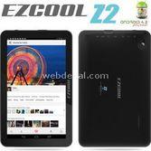 "Ezcool Z2 Allwinner A23 512 Mb 8 Gb 9"" Android 4.2 Siyah"