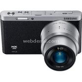 Samsung NX Mini- 9mm resimi