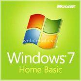 Microsoft Windows 7 Homebasic 32 Bit Tr Oem