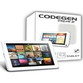 "Codegen Dream 99 A9 Rk3168 1 Gb 8 Gb 9"" Android 4.2 Beyaz"