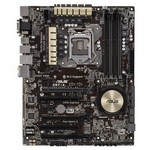 Asus Z97-a/ddr3 1600mhz S+v+gl+16x 1150p