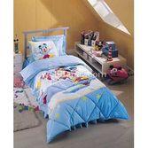 Taç Tekstil Taç Disney Mickey Slalom Lisansli Uyku Seti