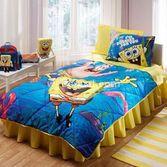 Taç Tekstil Taç Disney Sponge Bob Underwater Lisansli Uyku Seti