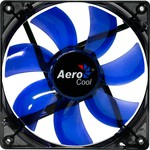 Aerocool Ae-cflg120bl Lightning 12cm Mavi Led Fan