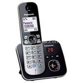 Panasonic Kx-tg-6821-sıyah Dect 120 Rehber Caller Id Sıyah Alarm