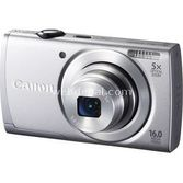 Canon Dsc Powershot A2600 16mp 5x Optik Gümüş