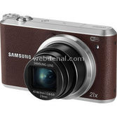 "Samsung Wb350f 16.3 Mp 21x Optik 3.0"" Kahve"
