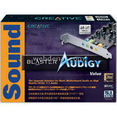 Creative Audigy Value 24 Bit 7.1 Ses Karti
