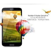 "Piranha Grande Mtk6589 Quad Core 4x1.2 Ghz 1 Gb 16 Gb 5.7"" Android 4.2"