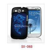 I-Techgear Sx-068 Galaxy S3 3d Arka Kapak