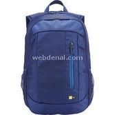 "Caselogic Cawmbp115b 15.6"" Uyumlu Jaunt Notebook Sırt Çantası Mavi Renk"