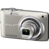 "Nikon Coolpix S2700 16 Mp 6x Optik 2.7"" Lcd Dijital Kompakt Gri"