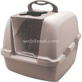 Catit Kapali Jumbo Kedi Tuvalet Kabini 57x46x43  700-50695