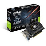 Asus Gtx750-phoc-2gd5 2gb 128bit Gddr5 16x Geforce® Gtx 750