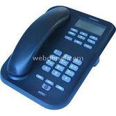 Karel Nt-11a Kablolu Ekranli Siyah Telefon