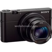 """Sony Dsc-rx100m3 Iii 20.1mp 2.9x Optik 3.0"""" Lcd 1,0 Tipi Sensörlü Gelişmiş Fotoğraf M"""