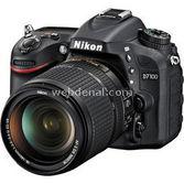 """Nikon Camera-d7100-140vr  24mp 3"""" Lcd Fhd + 18-140mm Vr Lens"""