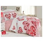 Altınbaşak Candy Uyku Seti Tek Kişilik - Kırmızı