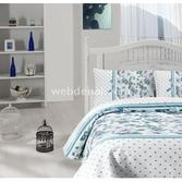 Altınbaşak Fulya Uyku Seti Tek Kişilik - Mavi