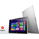 "Lenovo Miix2 59-402996 Intel® Atom™ Z3740 2 Gb 64 Gb 10.1"" Win 8.1"