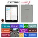 Ezcool MiniPad S Gümüş