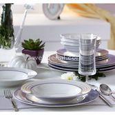 Pierre Cardin Lilac 24 Parça Yemek Takimi