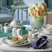 Pierre Cardin Blue Garden 43 Parça Kahvalti Takimi