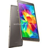 "Samsung Galaxy Tab S T700  Sm-t700ntsatur Exynos 5420 Octacore 3 Gb 16 Gb 8.4"" Androi"