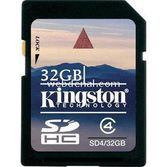 Kingston 32gb Secure Digital Kart (sd4/32gb) - Outlet