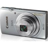 "Canon Ixus-145-s Com 16mp 8x 2,7"" Hd Gumus"