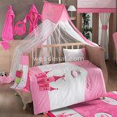 Kidboo Little Princess 4 Parça Nevresim Takimi