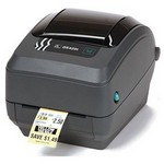Zebra Gk42-202520-000 Gk420d Direct Termal Printer, 203dpi, Epl& Zpl, Serial, Usb, Pa