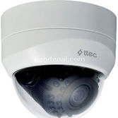 Ttec Ipd-102v D&n 1080p Full Hd Varifocal Ip Ir Dome Kamera(12v)