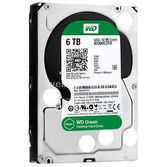 Western Digital 6tb Wd 3.5  Wd60ezrx Green