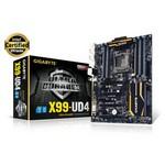 Gigabyte Ga-x99-ud4 Sc-2011 Intel® X99 Express Chipset Ses,lan,sata,ddr3 2133