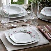 Pierre Cardin Rose Garden 24 Parça Yemek Takimi