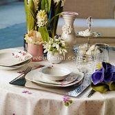 Pierre Cardin Flora 24 Parça Yemek Takimi