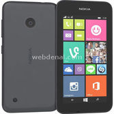 "Nokia Lumia 530 Gri Quad Core 1.2 Ghz 512 Mb 4 Gb 4"" Windows Mobile 8.1 5.0 Mp"