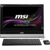 "MSI Adora20 2m-024xtr I3-4100m 4 Gb 500 Gb 20"" Freedos"