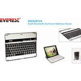 Everest Kb650btuk Siyah Bluetooth Aluminum Q Multimedia Kablosuz Klavye