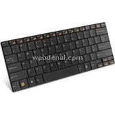 Everest Kb-rf22 Siyah 2.4ghz Mini Q Multimedia Kablosuz Klavye