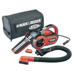 Black & Decker Pav1205 Şarjlı Araç Süpürgesi, 12 Volt
