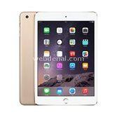 """Apple Ipad Mini 3 Mgyu2tu-a Wi-fi + Cellular 128 Gb 7.9"""" Ios 8 Altın Rengi"""