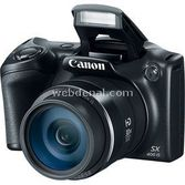 "Canon Powershot Sx400 Is  16mp 30x Optik 2.7"" Lcd Dijital Kompakt Siyah"