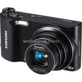"Samsung Dv150f 14mp 18x Opt.zoom 3"" Lcd Ekran Hd Video Kayıt Wifi Siyah"
