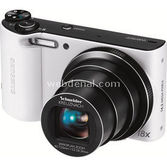 "Samsung Wb150f 14mp 18x Opt.zoom 3"" Lcd Ekran Hd Video Kayıt Wifi Beyaz"